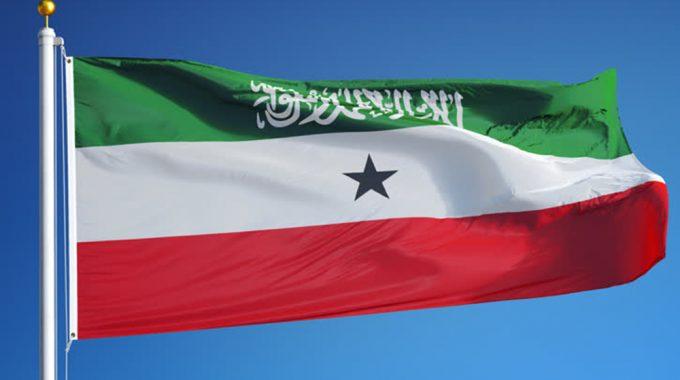 تقرير دولة صوماليلاند (بالفرنسية)